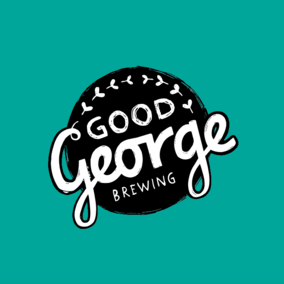 Good George Brewing Logo Graphic Design Cambridge Waikato New Zealand Journeyman Creative Goods