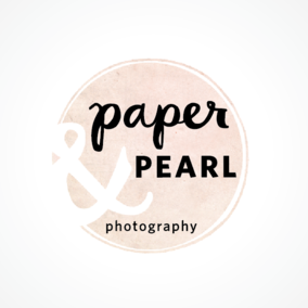 Paper and Pearl Logo Graphic Design Cambridge Waikato New Zealand Journeyman Creative Goods