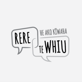 Rere Te Whiu Logo Graphic Design Cambridge Waikato New Zealand Journeyman Creative Goods